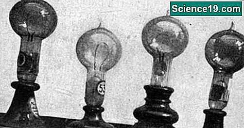 Hoe Werkte De Gloeilamp Van Thomas Edison