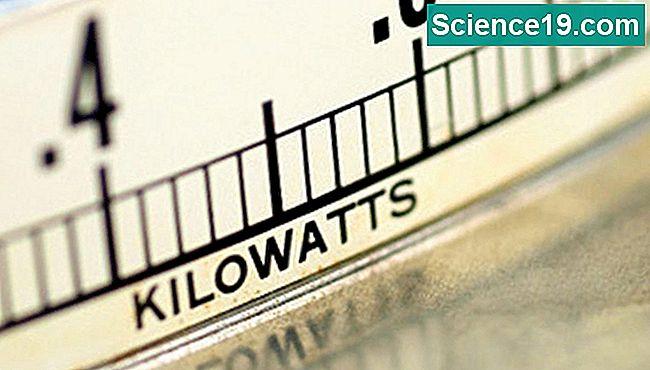 Wie wird die kW-Leistung eines 3-Phasen-Elektromotors dargestellt ...
