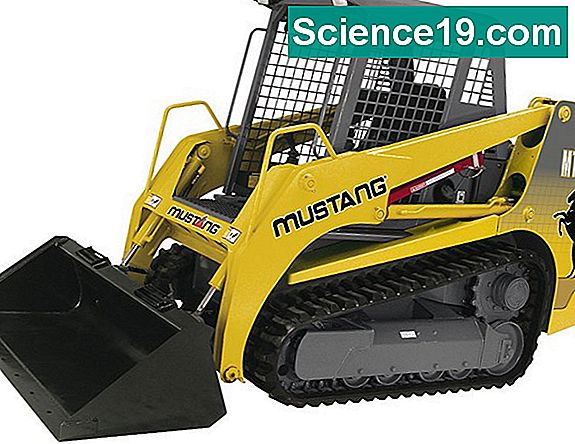Mustang Skid Loader Spezifikationen