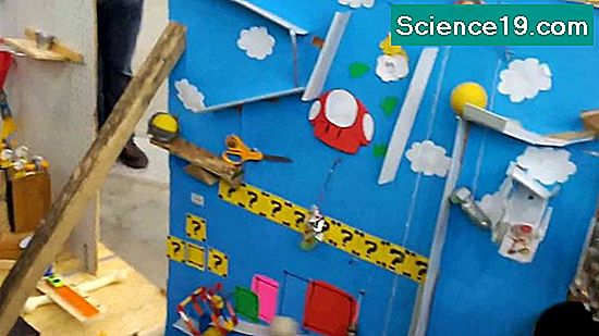 Rube Goldberg Project Ideas